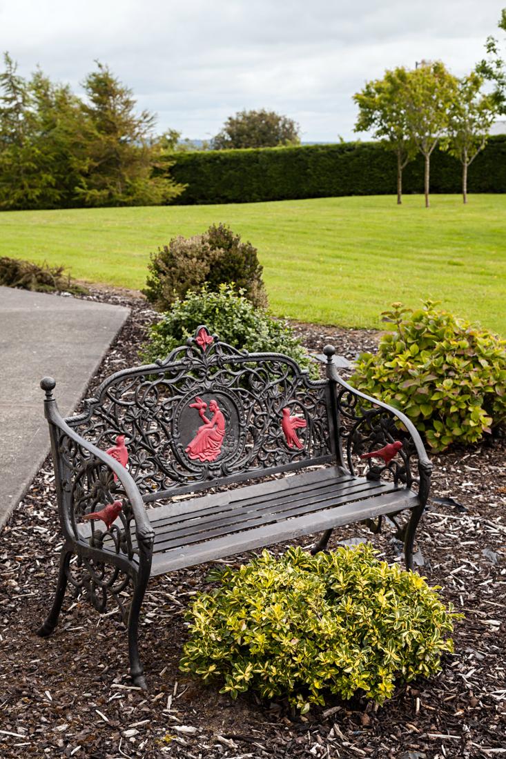 Flannery's Nursing Home - Garden